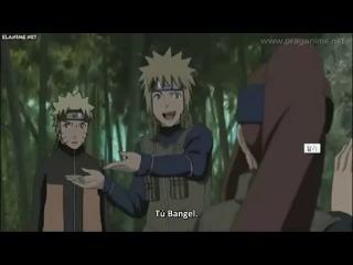 Naruto Shippuden pelicula 6 camino del ninja completo sub español